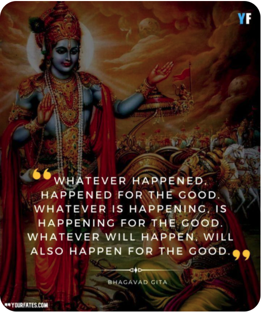 Powerful Quotes By Lord Krishna..